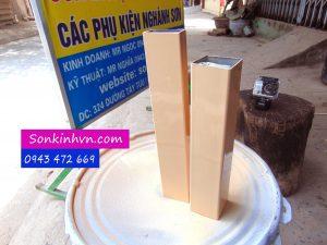 Cách sơn lên inox, kẽm, nhôm – Hướng dẫn quy trình sơn phủ trên bề mặt inox, nhom, kẽm